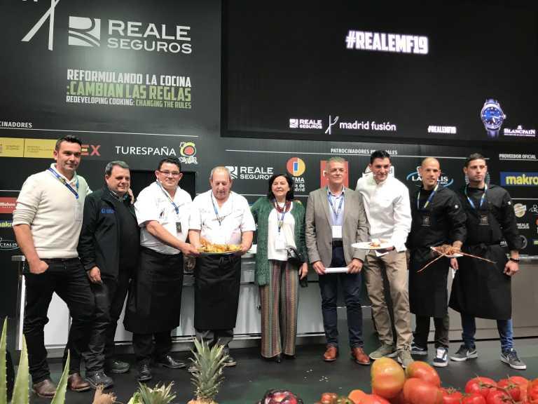 Ibiza da su toque de sabor más sostenible en Madrid Fusión