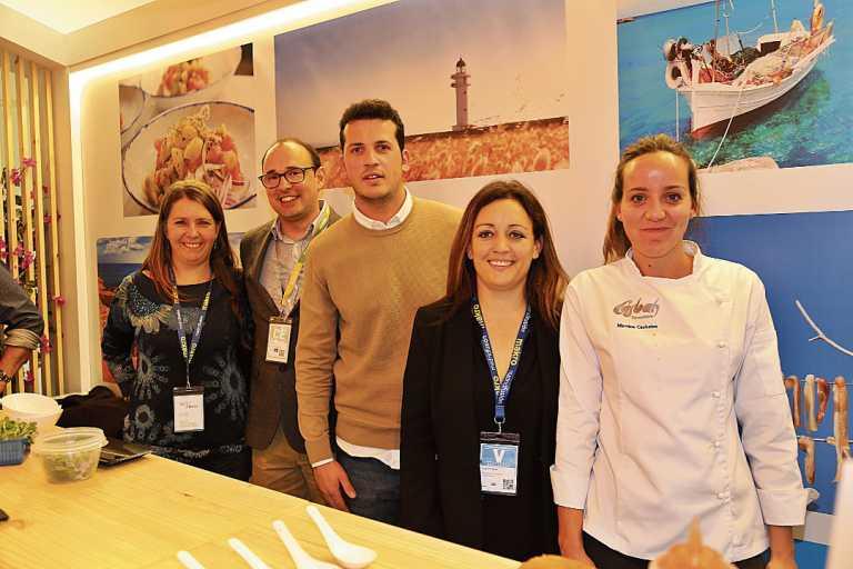 Éxito de la cocina formenterense en Madrid Fusión