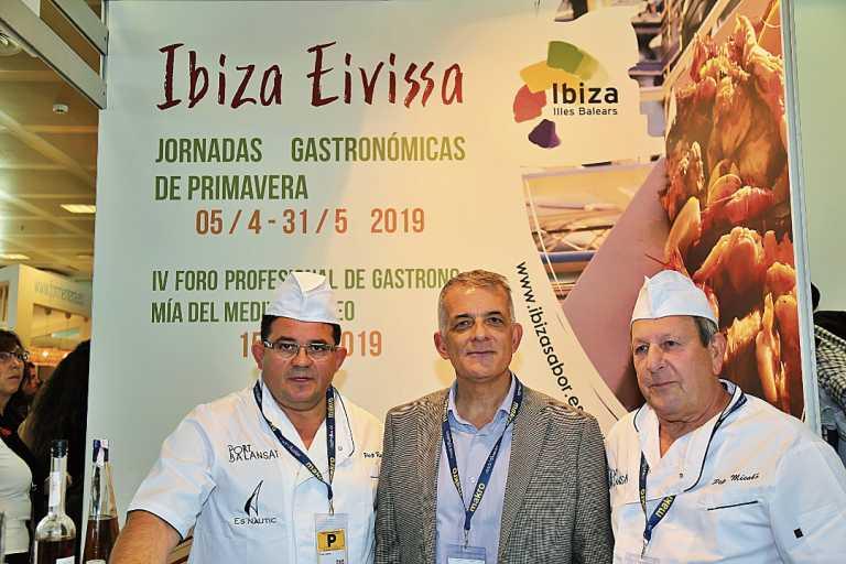 Sabores de Ibiza enMadrid