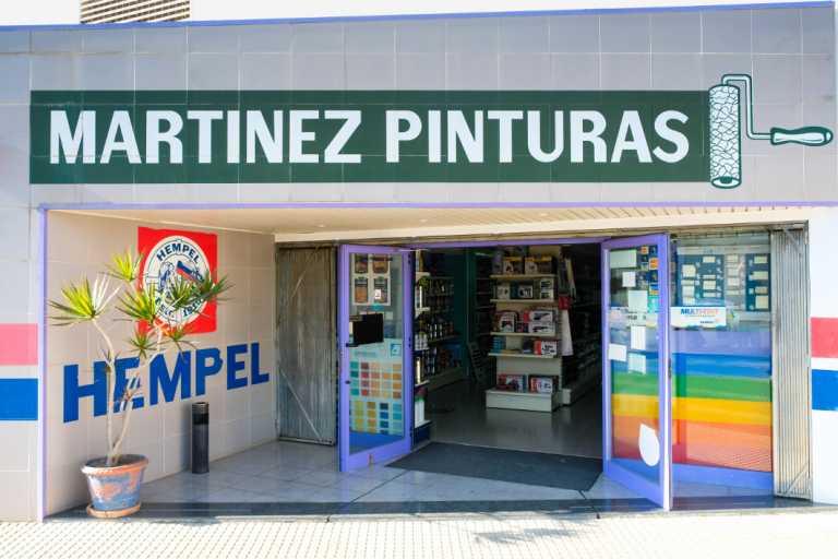 Variedad y soluciones en decoración en Martínez Pinturas