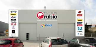 Pinturas Rubio, un referente en el sector.