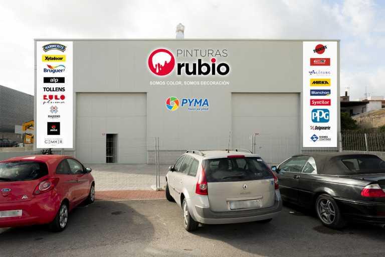 Gran apertura: nueva tienda en Ibiza de Pinturas Rubio