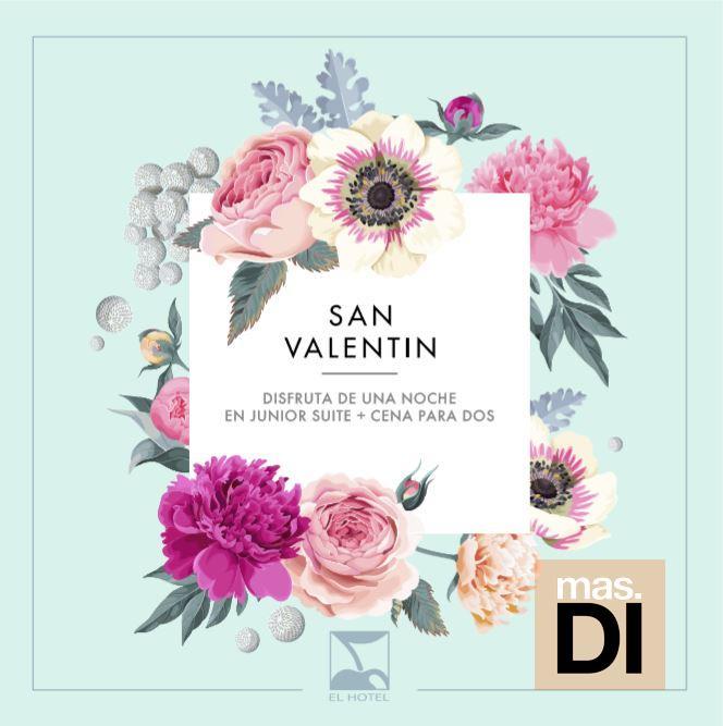 Sorteo de una velada romántica en el Hotel Pacha por San Valentín | másDI - Magazine