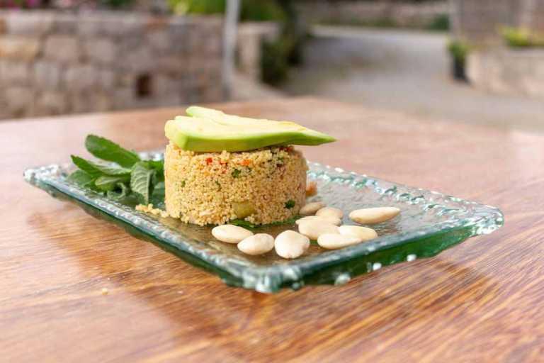Tabulé, el sabor de Oriente en forma de ensalada
