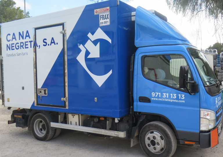 Gestión segura de residuos