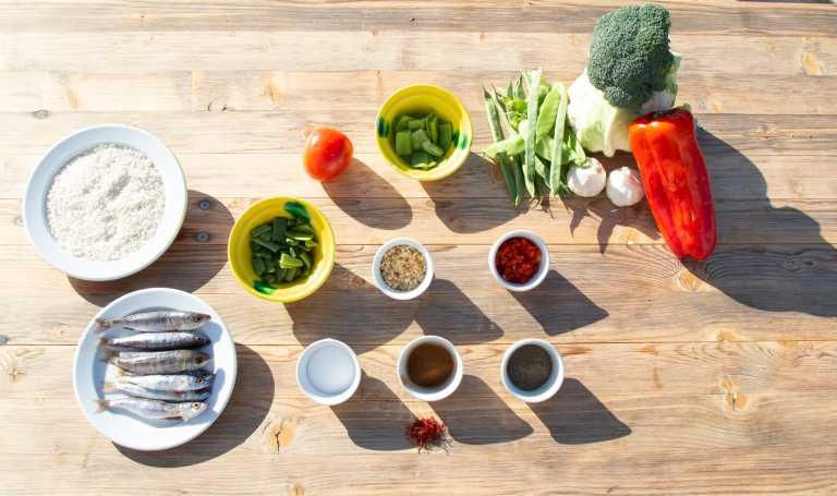 Tradicional arroz con 'gerret': ¿frito o sin freír?