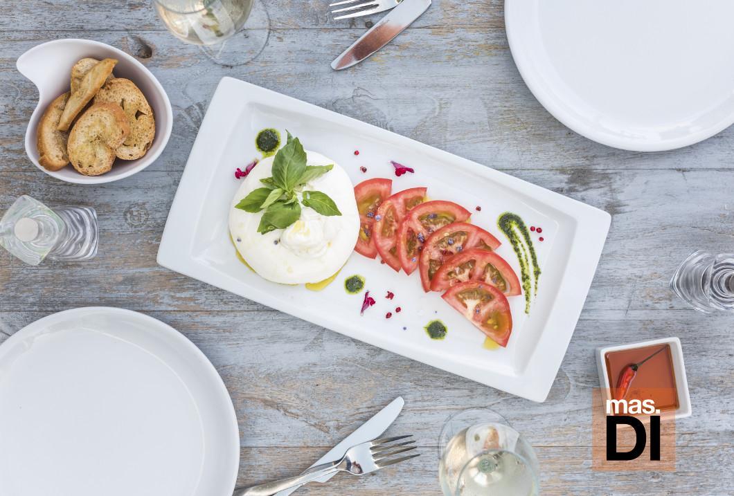 Cocina tradicional italiana con productos de calidad.