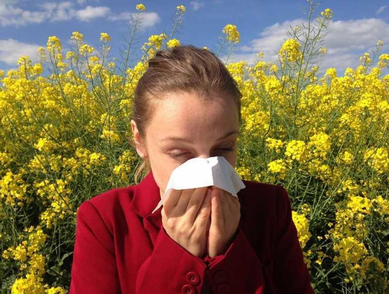 Cómo sobrevivir a las alergias en Ibiza