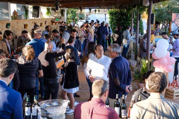 BE Day by BE Drinks 2019 reunió a un millar de profesionales del sector de Ibiza.