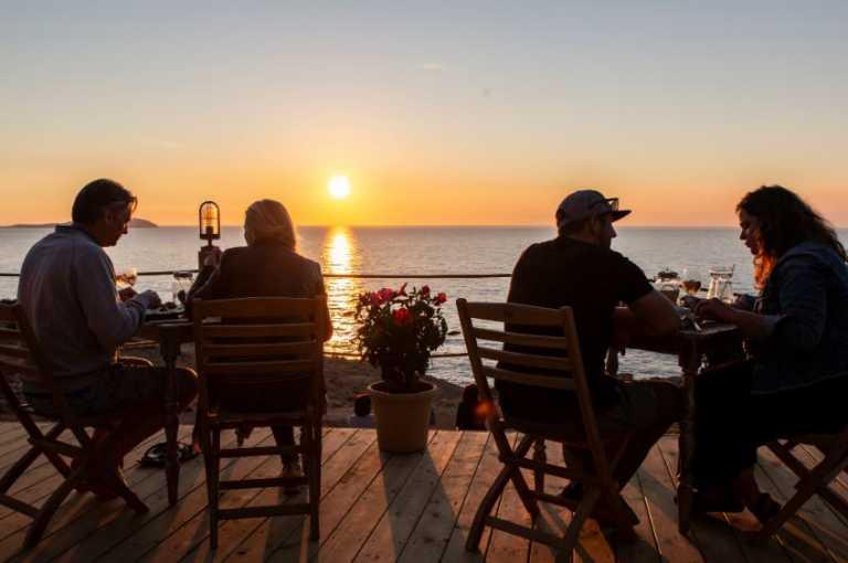 Cocina, naturaleza y relax