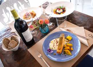 La nueva carta está inspirada en deliciosos platos mediterráneos.fotos: sergio g.cañizares