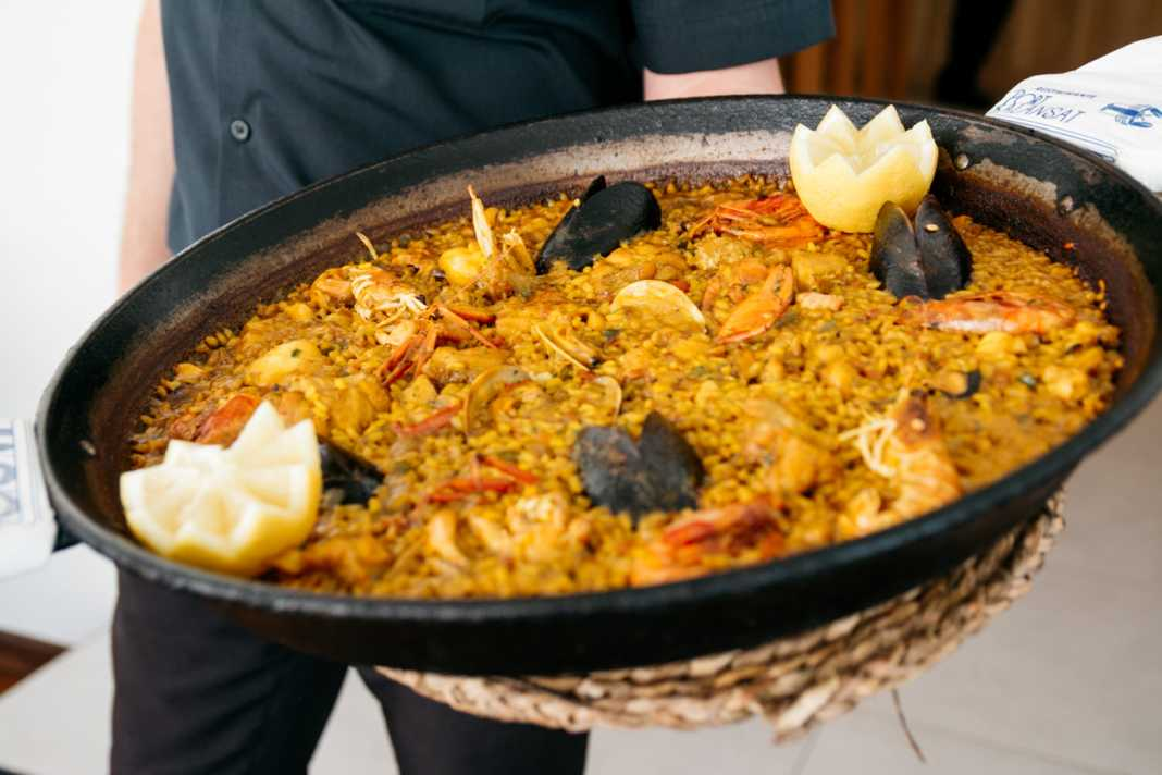 Deliciosos arroces y paellas.