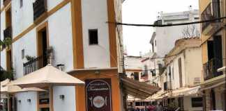 Calidad y ambiente en el centro de Vila. Foto: Formentera