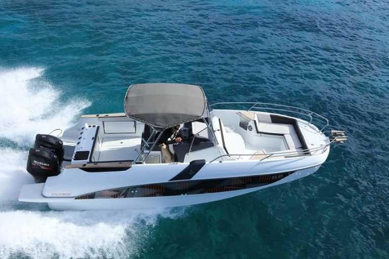 Náutica Viamar: barcos para el paseo  y la pesca