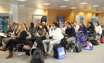 Representantes de empresas y fundaciones participaron en la jornada.