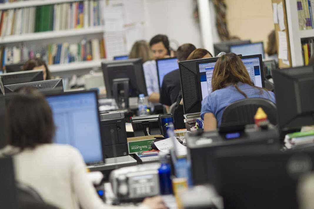 Los trabajadores tendrán que fichar a partir del 12 de mayo | másDI - Magazine