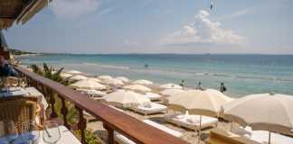 Malibú Beach Club Ibiza abrió sus puertas la pasada semana.