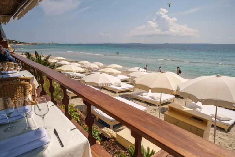 Malibú Ibiza, un icono de la exquisita cocina y  del buen ambiente