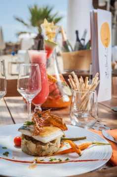 The Beach at Hard Rock Hotel Ibiza: Cocina y música al más alto nivel
