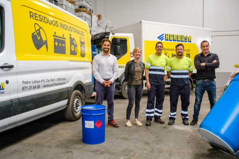 Herbusa Residuos Industriales: servicio ágil, eficaz y responsable