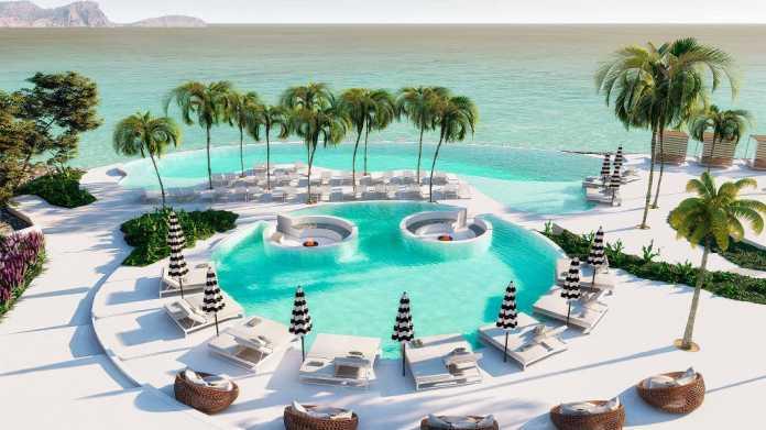 El próximo 1 de junio abre sus puertas el Bless Hotel Ibiza en la playa de Cala Nova.
