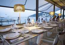 La luz inunda el restaurante durante las horas del día.Fotos: Sergio G. Cañizares