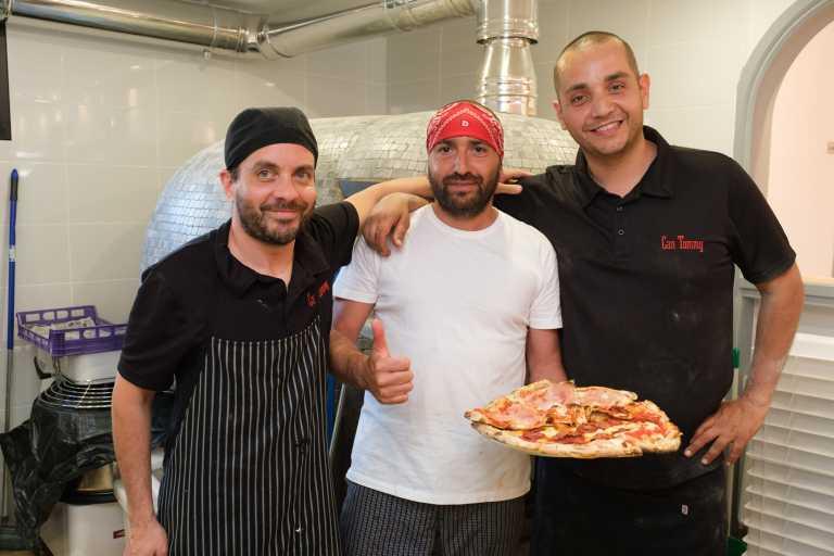 La buena cocina de Can Tommy llega a Puig d'en Valls