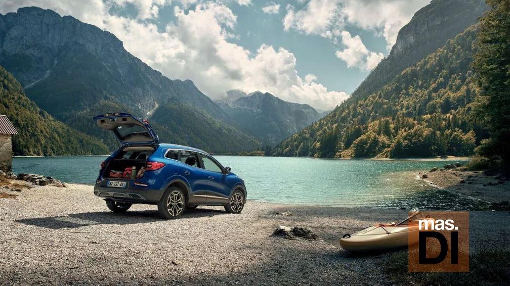 Renault Kadjar: completa actualización