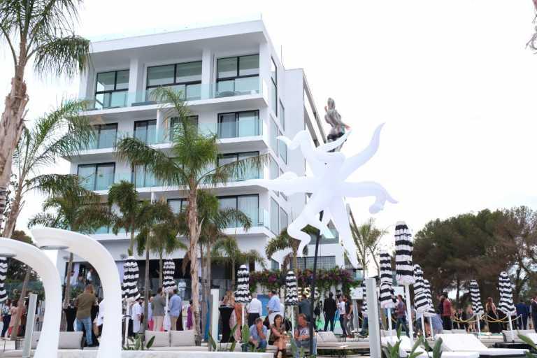 Experiencias para cada uno de los sentidos en el nuevo Bless Hotel Ibiza