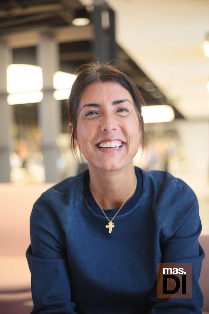Coro Saldaña: «La moda tampoco cuenta con mujeres en puestos directivos»