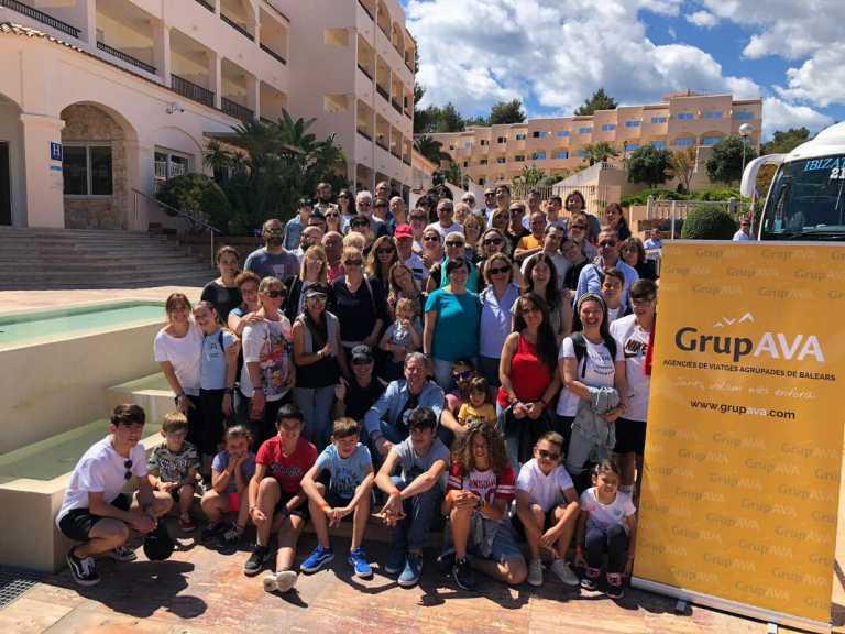 Las agencias de viaje agrupadas celebran su XXII Trobada en Ibiza