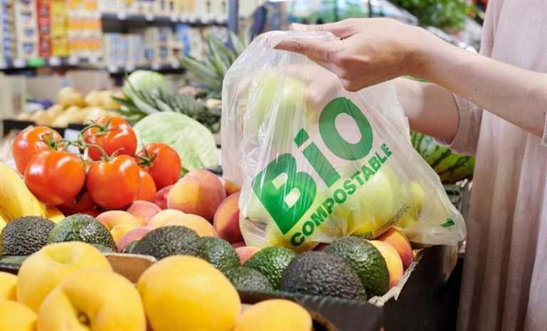 Lidl dice adiós las bolsas  de plástico para frutas y verduras