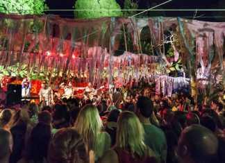 Namaste, la fiesta más creativa de Las Dalias.