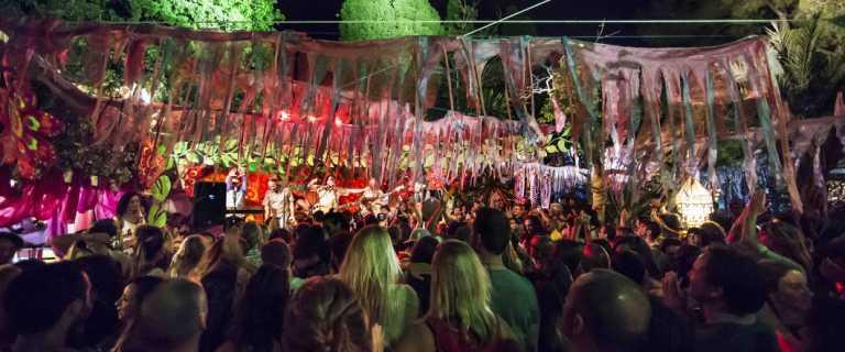 Namaste cumple 22 temporadas en Las Dalias Ibiza
