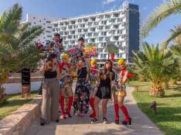 El Hard Rock Hotel Ibiza fue escenario de la celebración.