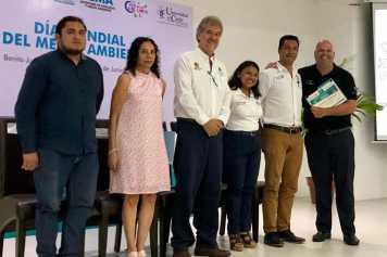 Palladium, nombrado 'Embajador de la sostenibilidad' en Quintana Roo.