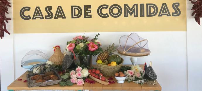 Amancio ofrece cocina casera con productos locales en Formentera