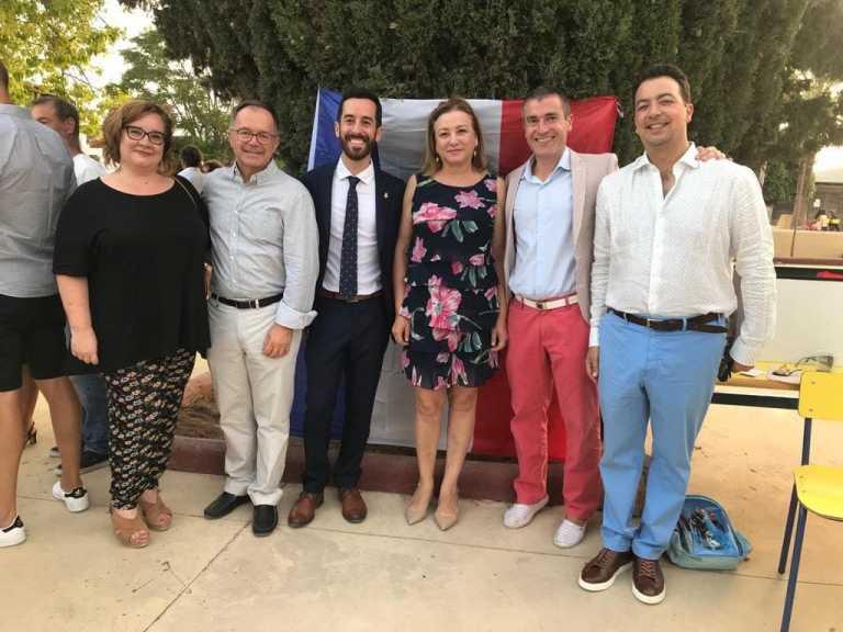 Los franceses de Ibiza celebran  su fiesta nacional