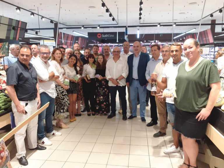 Eroski incrementa un 3,6% su facturación de producto local en Ibiza