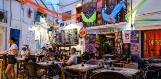 Il Gatto e la Volpe ofrecen en la Marina platos para todos los gustos