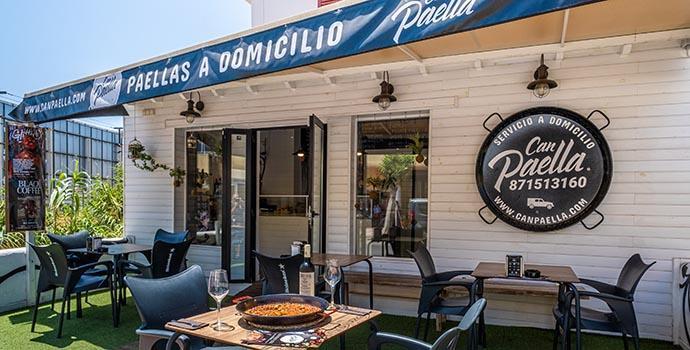 La auténtica arrocería de la isla en Can Paella
