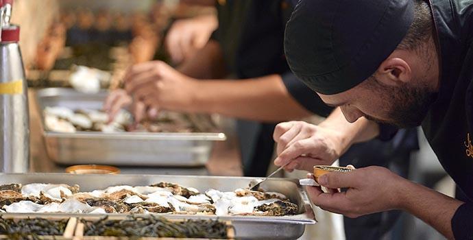 Lio Ibiza propone delicias salvajes en una noche de ensueño