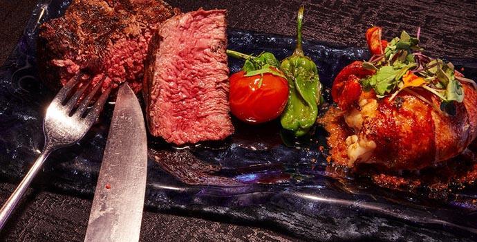 Montauk Steakhouse Ibiza: el restaurante más carnívoro de Ushuaïa Ibiza Beach Hotel