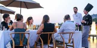 OD Talamanca presenta su propuesta gastronómica Sky bar