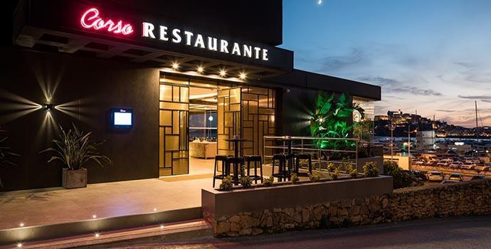 Restaurante Corso es la opción ideal para la gente de Ibiza