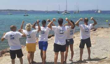 Una iniciativa para mantener limpias  las playas ibicencas | másDI - Magazine