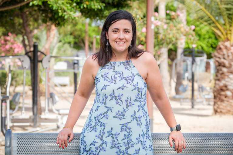 María Àngels Marí: «Si trabajas e insistes puedes llegar donde no te imaginas»