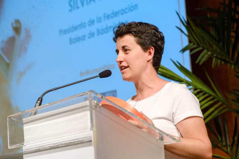Silvia Riera: «La gente que  he conocido y las vivencias son mas importantes que un partido»