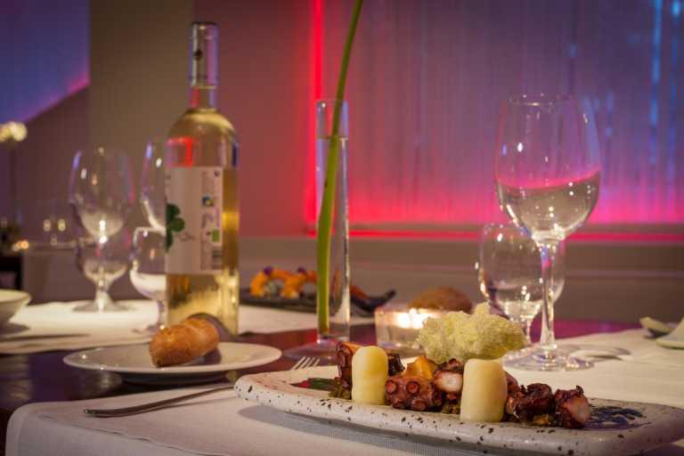 El Restaurante Hotel Pacha:                    la combinación perfecta
