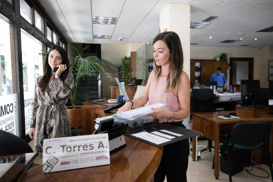 C. Torres A.:Un equipo integral de asesoría